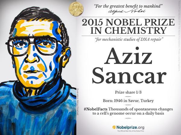 Aziz Sancar Olmak
