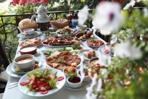 bayram sofrası, iftar sofrası